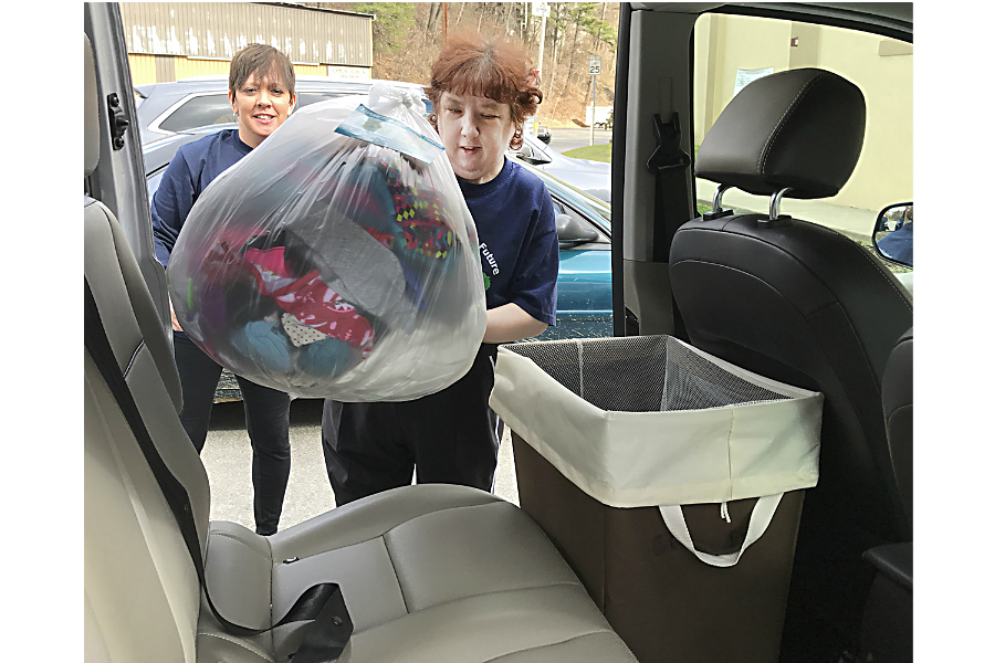With laundry service, a group for disabled people benefits the ...
