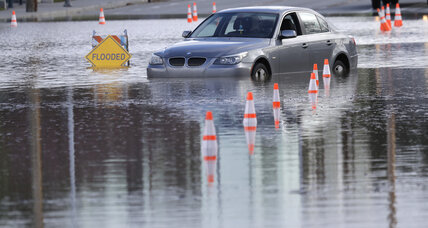 Hundreds of San Jose residents rescued from rising floodwaters Tuesday