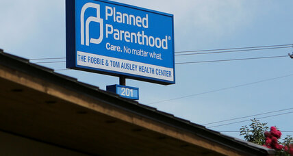 Texas becomes fifth state to preserve Planned Parenthood's Medicaid funding