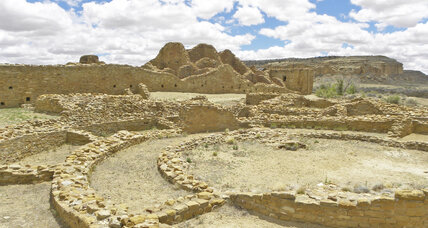 Why scientists say a matrilineal elite ruled New Mexico's Pueblo Bonito