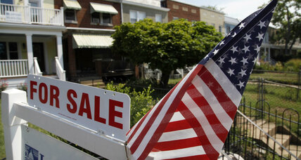 In dramatic rebound, existing home sales hit 10-year high