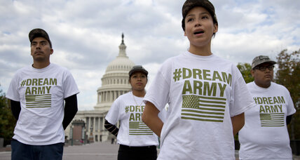 In Mexico, momentum grows to put out welcome mat for  'Dreamers'