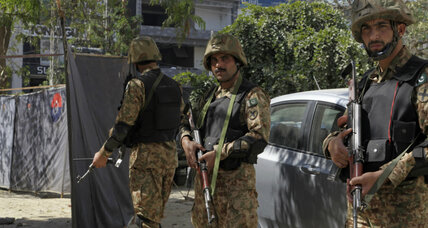 With explosion in upscale mall, terror attacks continue in Pakistan