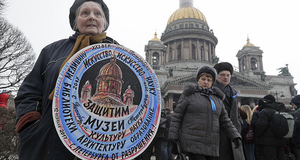 Museum or church? St. Isaac's becomes bone of contention in Russia