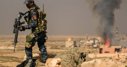 Iraq retakes Mosul airport against Islamic State