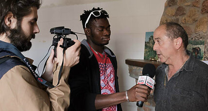 By migrants for migrants: the new faces of Italian media