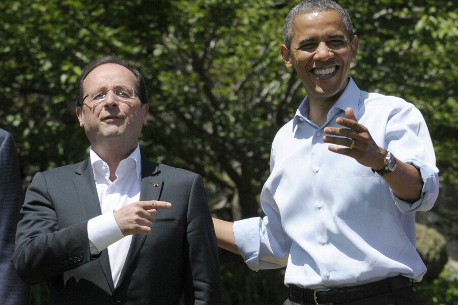 Obama for president – of France?