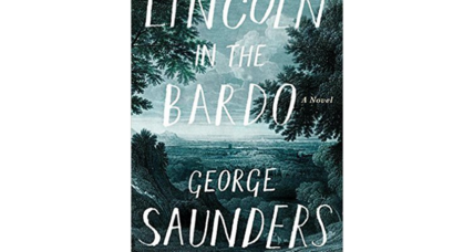 'Lincoln in the Bardo' imagines Lincoln losing his son as the Civil War rages