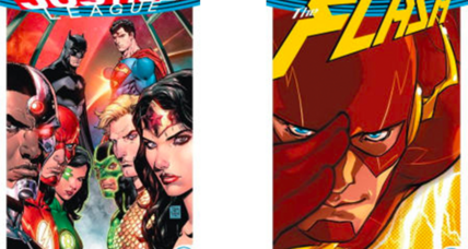 More DC Rebirth titles restore energy to tales of classic comic characters