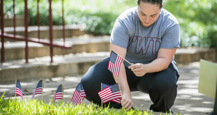 To help student vets, college staff take a new course – in 'military competency'
