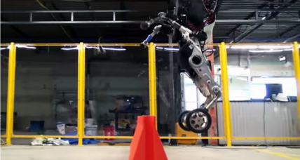 Boston Dynamics new robot is kind of scary