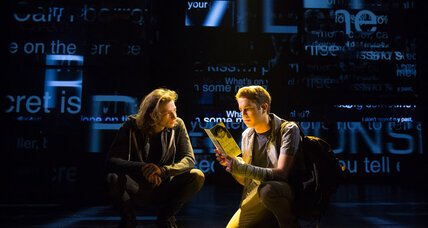 Hit Broadway musical 'Dear Evan Hansen' finds enough fans to beat 'Hamilton' in chart debut