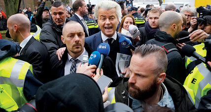 In Netherlands' elections, a fight for the Dutch soul