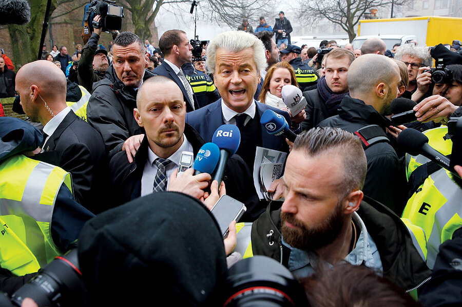 Dutch elections: Populism on the rise in bellwether vote?
