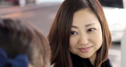 In Japan, young women's problems are often ignored. But she's ready to help.