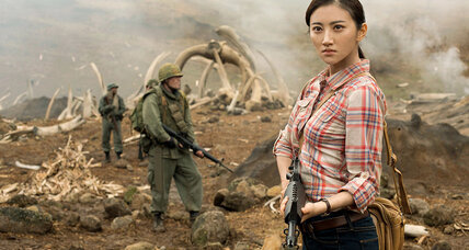 'Kong: Skull Island' is a fun movie with an inspired setting