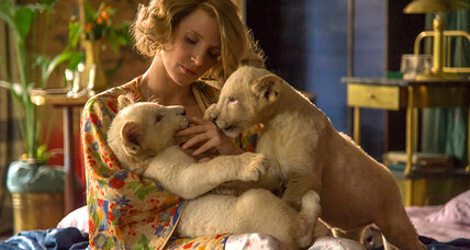 'The Zookeeper's Wife' has a strong story but is unadventurous