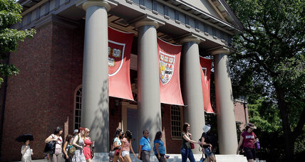 Harvard officials allegedly stole $110,000 meant for students with disabilities