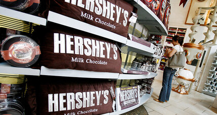 Hershey to cut 15 percent of workforce. Is China to blame?