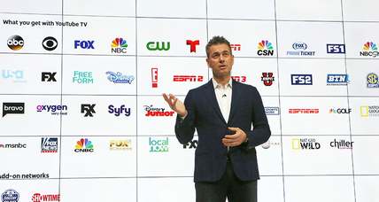 Google courts young viewers with YouTube TV streaming service