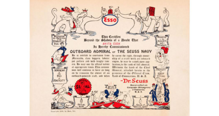 The story of Dr. Seuss's Navy – or, how a PR man became a giant of children's literature