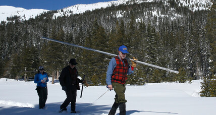 Does California's 'phenomenal' snowpack spell the end of its water woes? Not quite.