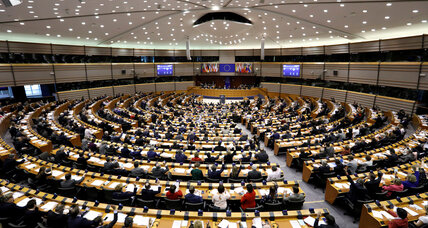 Why the European Parliament voted to require visas for US visitors