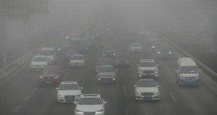 Why smog in Asia is an American concern