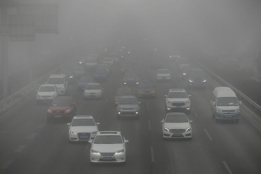 Why Smog In Asia Is An American Concern Csmonitor Com