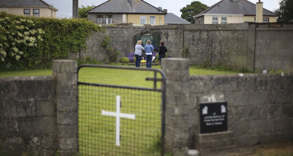 Why an orphanage's 'mass grave' controversy strikes such a chord in Ireland