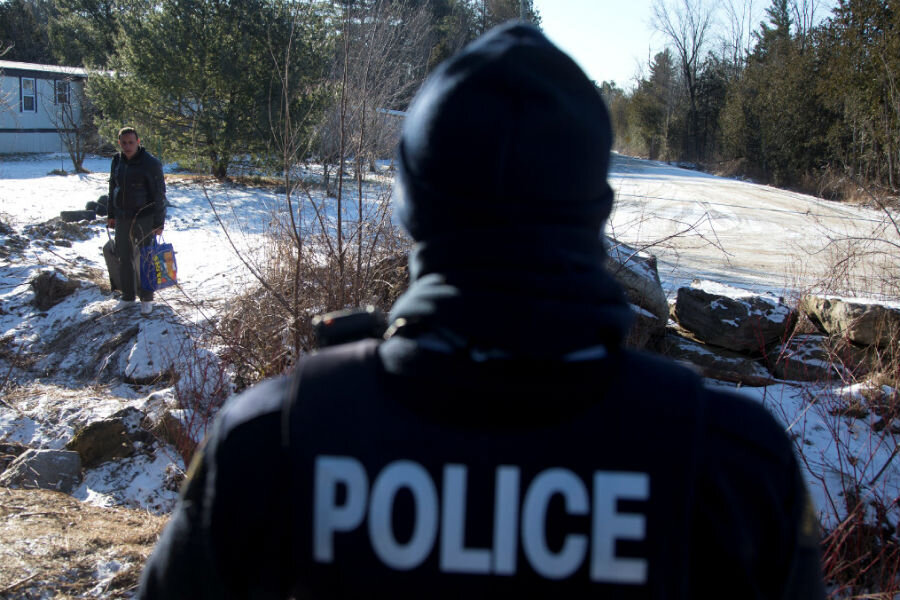 Image result for illegal immigration canada