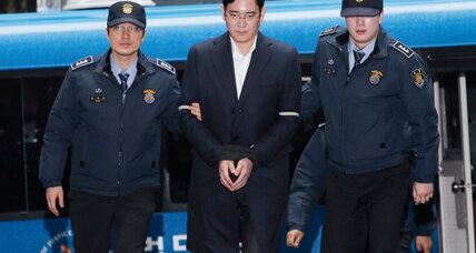 The integrity that roils South Korea's corrupt