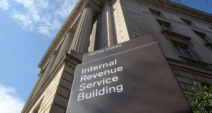 IRS income tax audits plummet as agency faces budget cuts