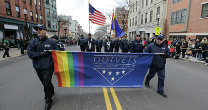 Boston's St. Patrick Day's parade planners face backlash over gay vets ban