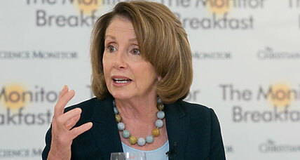 Pelosi says Obamacare compromise possible, if GOP reaches out
