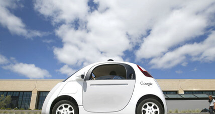 California's proposed self-driving laws eschew the driver's license