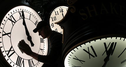 Is time running out on Daylight Saving?