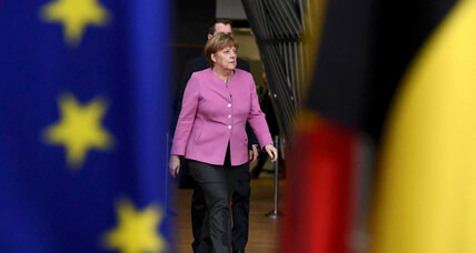 The importance of the Trump-Merkel dialogue