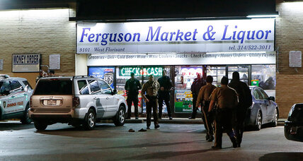 What new video reveals about the Michael Brown shooting (+video)
