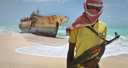 Pirates off Somalia hijack first commercial vessel since 2012