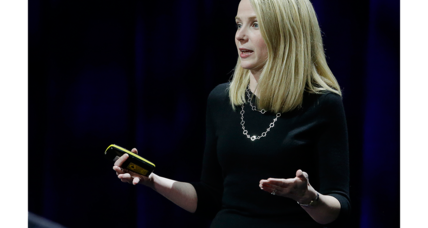 Yahoo's new male CEO will make double Marissa Mayer's salary