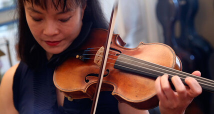 Stradivarius violin recovered from 1980 theft heard in concert for first time