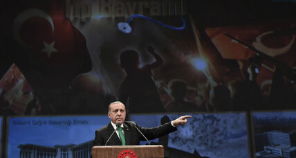 How far will Erdoğan go in fanning Turkey's diplomatic crisis with Europe?