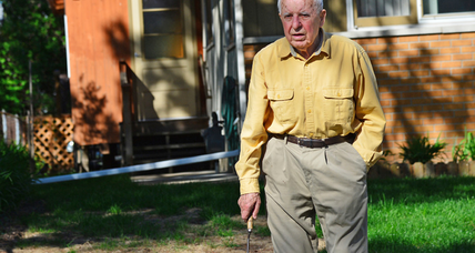 Should a 98-year-old Minnesota man be extradited for Nazi war crimes?