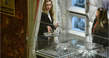 Why Ivanka Trump is moving away from fine jewelry