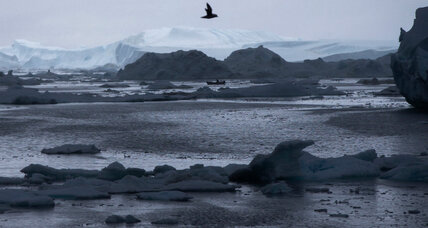 Up to half of Arctic melting can be explained by natural changes