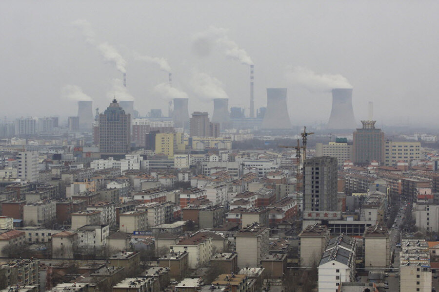 Image result for China Wants Activists to Stay Out of Its War on Pollution.