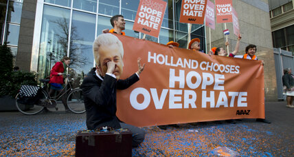 European leaders breathe sigh of relief over Dutch election results