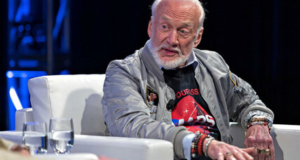 Buzz Aldrin dreams of a colony on Mars: Could VR make it a reality?