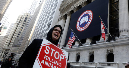 Canada Goose IPO surged on first day. But how long does fashion stay trendy on Wall Street?